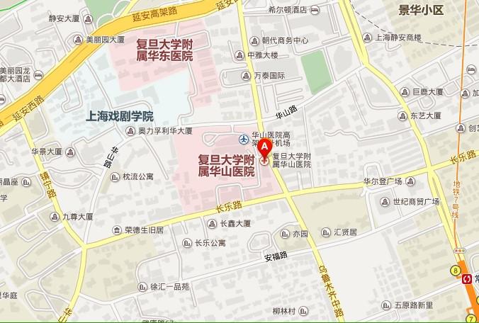 地址:上海市静安区乌鲁木齐中路12号邮编:200040